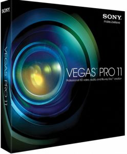 Sony Vegas Pro Torrent+ Crack – Download Completo (2018)
